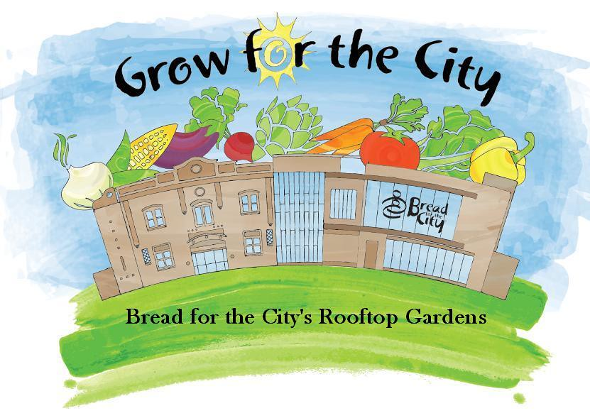 Grow for the City logo