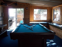 Pool Table (SunshineRanchRentals) Tags: show vacation arizona white mountains low rental az