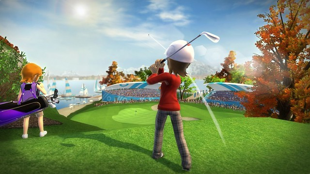 E3 2011 Kinect Sports Season 2 Hands-On Preview