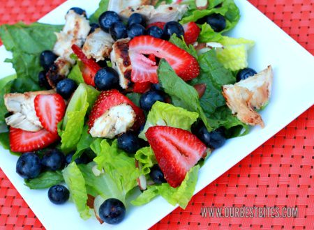 Final berry salad