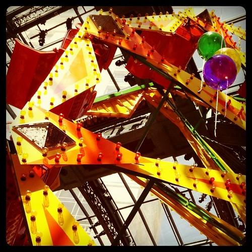 Ferris Wheel & Balloons, Las Vegas