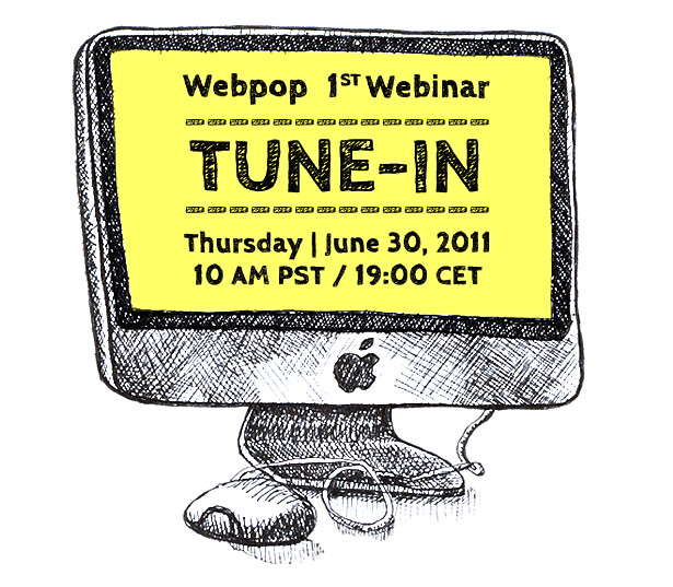 Webpop Webinar – Episode One