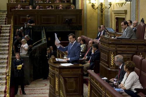 Rajoy en el Debate