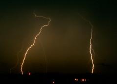 Strike (Hans Makkee) Tags: storm weather clouds strike lightning cb storms extremeweather 500d soesterberg eos500d cloudsstormssunsetssunrises