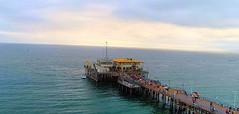 Edited: Santa Monica Pier