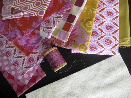 fabrics she chose