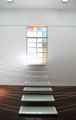 ESTERWAYS - Claudia Frana - JUNHO 2011 (134) (Paulo Rogerio Luciano) Tags: nikon arte janela escada ways ester escadaria transparencia uberlandia paulorogerioluciano nikonnd60 esterways claudiafrana