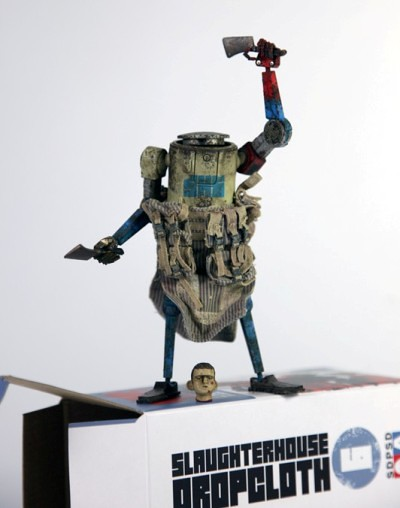 3A SDCC 2011 Exclusives