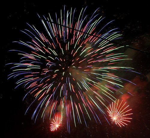 Fireworks At Cargill 5