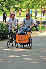 Amsterdam, Netherlands (faungg's photos) Tags: street travel people holland netherlands amsterdam bike bicycle cycling snapshot riding vondelpark streetshot    0276