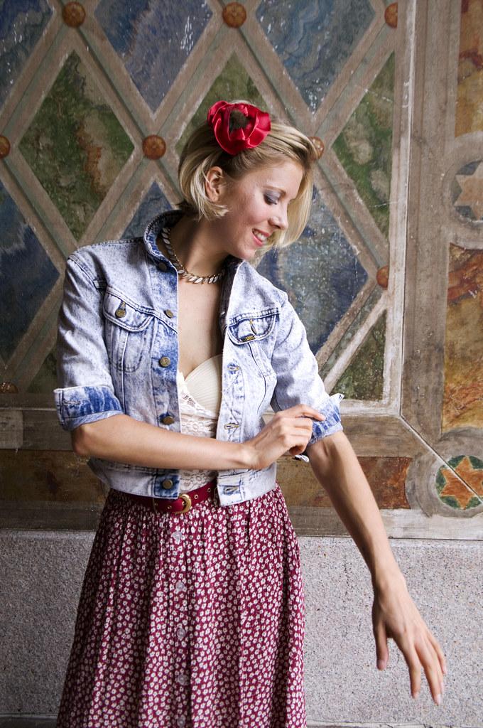 sammy davis vintage outfit