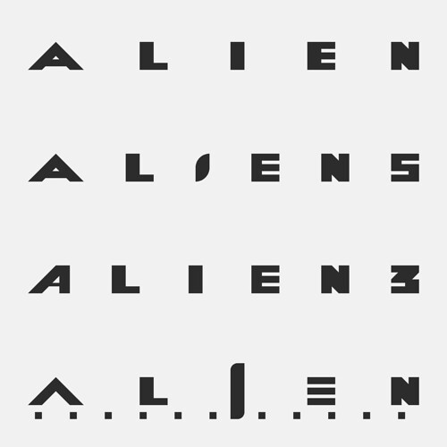 Alien Logos - Iconography by omarrr