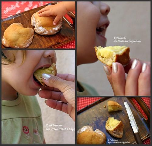genovesi con crema pasticcera