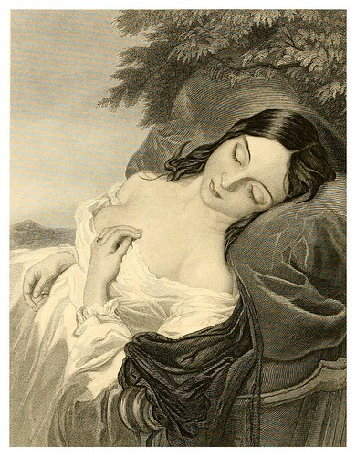 015-La bella durmiente-The Byron and Moore gallery a series of characteristic illustrations..1871