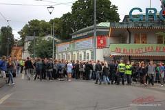 Concert queue - Alice Cooper (Gröna Lund) #1 (Christoffer Boman) Tags: lund concert alice queue cooper gröna
