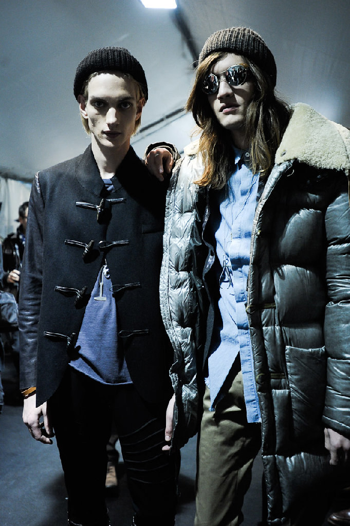 Marcel Castenmiller3218_FW11_Paris_Paul Smith BS(Dazed Digital)