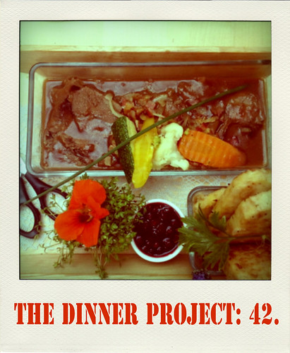 the dinner project: kw 26