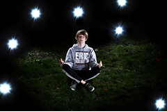 Captured with Love (E~Chan) Tags: light love grass night vancouver speed canon stars photo nikon eric long track peace with heart flash hill captured explore zen shutter levi kerrisdale external seizing hamber lightseizing