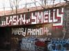 Cash4 Smells Inkhead Phonoh HR Merk (soulroach) Tags: nyc ny brooklyn graffiti hr smells merk trackside inkhead phonoh cash4