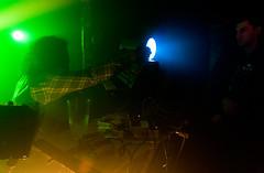 Hive Mind @ Wierd (14) (WIERD Photos) Tags: newyork industrial livemusic synth wierd noise hivemind powerelectronics