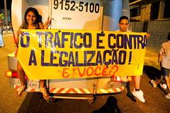 Marcha da Maconha 2012. (marandueira) Tags: brasil da manaus hemp marcha maconha marandueira