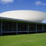 Oscar Niemeyer, House of Representatives, Brasilia, 1956-61