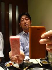 @Kirakutei, Minami-Azabu, Tokyo (Phreddie) Tags: trip friends party japan happy japanese restaurant yum beef dream super bbq meat gucci delicious fatty marble biz marvelous yakiniku meatclub wagyu kirakutei baebecue krean 201405東京出張1