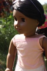 Sonali (Cherished Playtime) Tags: sonali outdoors doll dolls ag americangirl americangirldolls dollphotography outdoorphotography agdolls cherishedplaytime