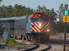 Better Sounding P5 (ctabusphotographer) Tags: cars rock island branch district tracks rush hour commuter beverly locomotive passenger horn metra curve rid p5