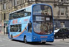 DSC_1505 (Ray Parnaby Bus Stop Photos) Tags: lothian lothianbuses airlink airlink100 edinburghairlink transportforedinburgh lothianairlink