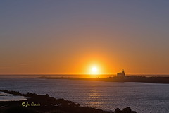 Bandon Lighthouse (joeinpenticton Thank you for 900,000+ views) Tags: road trip light sunset usa sun lighthouse house beach set oregon america port sunrise river us highway pacific northwest jetty jose joe calm 101 bandon garcia rise beacon coquille thebestofday gnneniyisi joeinpenticton