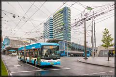 22-06-16 Breng 5250, Arnhem (Julian de Bondt) Tags: breng hess bus trolleybus arnhem centraal