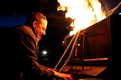 The burning piano by joeri-c, on Flickr
