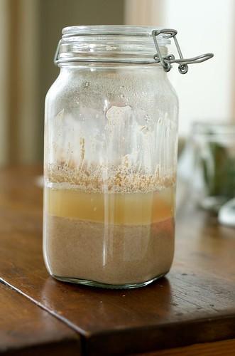 injera ferment