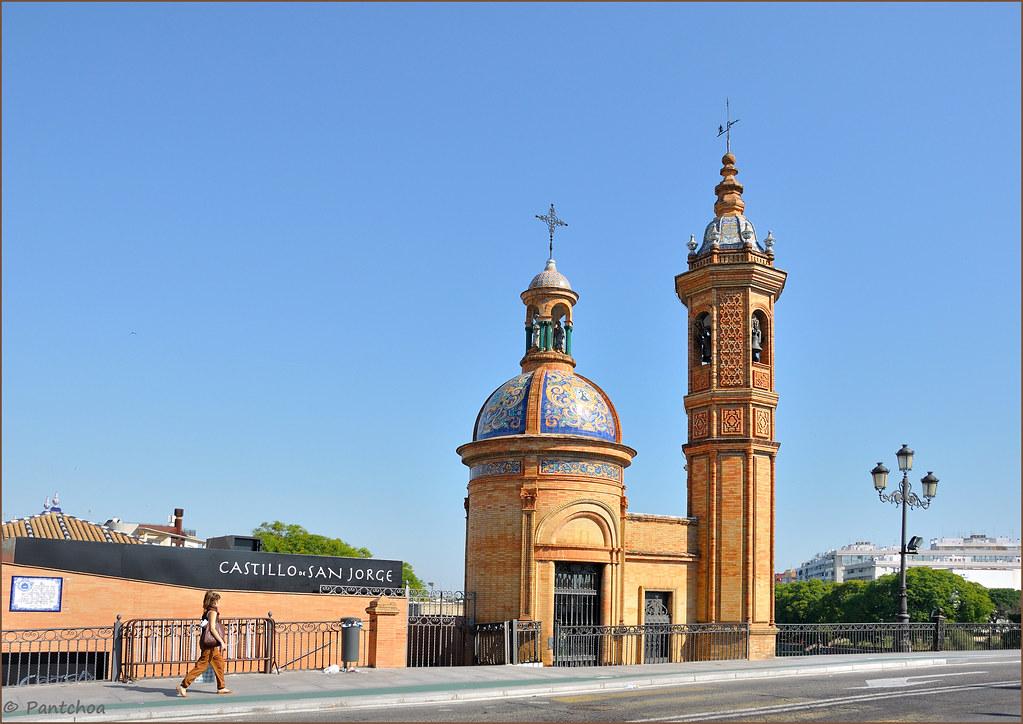 Sevilla : Triana : la Capilla de la Virgen del Carmen  - El Mechero - Explore 6Jun 17, 2011 #341