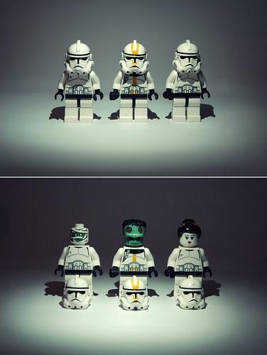 Identity (Clone trooper Tales #44)