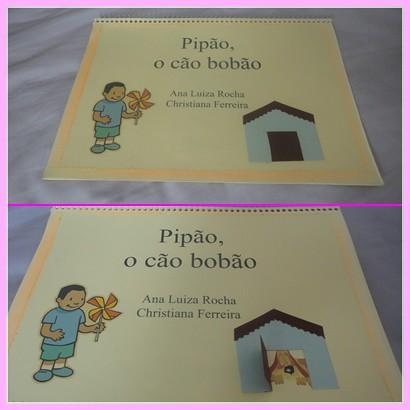Pipão, o cão bobão by Chrismferreira