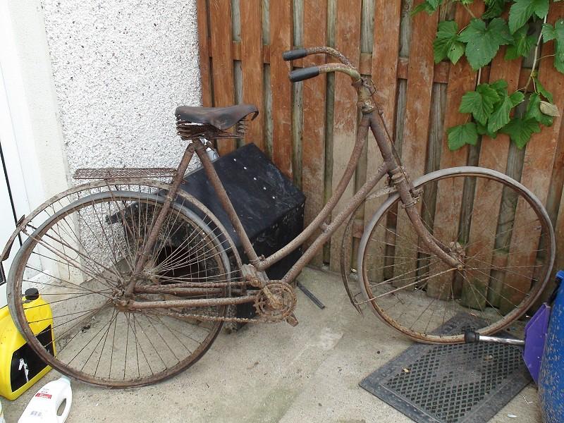 Humber Bicycle (ladies)