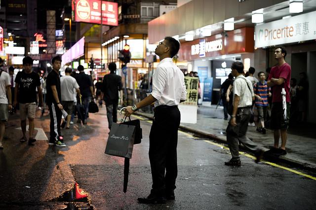 Mong Kok area