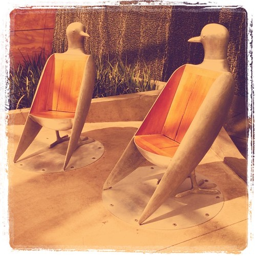 Bird Chairs, Las Vegas