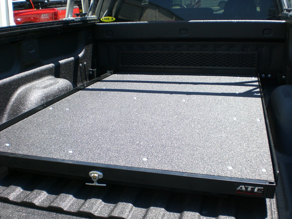 ATC Bed System - Customized Spray-on Bed Liner