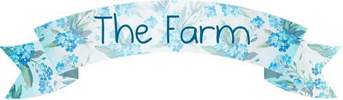 The Farm banner