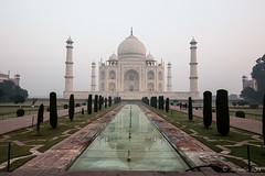 Taj Morning 7831 (Ursula in Aus (Resting - Away)) Tags: india architecture taj tajmahal agra unesco uttarpradesh earthasia