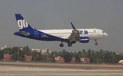 VT-GON Airbus A320-214 (cn 5675) GoAir.