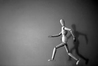 Week 20: Minimalism - The Running Man and 27/100