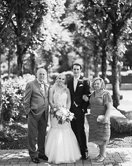 Wedding (alanabramsphotography) Tags: wedding blackandwhite bw slr film mediumformat gold coast pentax kodak tmax longisland epson 100 mansion filmcamera 6x7 67 oldwestbury filmscanner v700 homedeveloping deservsky
