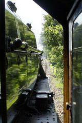 45379 footplate ride (gooey_lewy) Tags: black london train br ride 5 cab north engine scottish rail railway loco class steam british locomotive railways gala tender epping midland 2014 lms 460 weald ongar 5mt stanier 45379