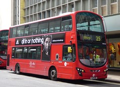 Tower Transit VN36164 (BJ11 EBO) Oxford Street 9/6/14 (jmupton2000) Tags: uk bus london tower for eclipse volvo transport ii transit wright gemini tfl wrightbus b9tl bj11ebo