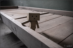 Lets go .... (Only in RAW ) Tags: japan canon toys happy robot amazon box weekend explorer mini days cardboard danny 365 danbo amazoncojp 366 toyphotography revoltech danbee danboard 366daysproject minidanbo