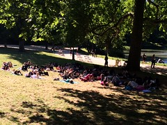 Androsmatin (groupe_andros) Tags: paris sport parc reveil matin androsmatin